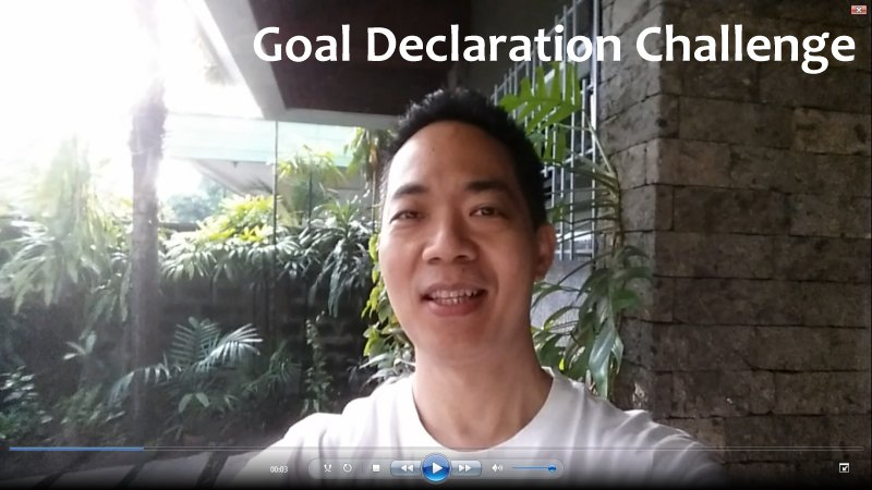 SWA Ultimate Goal Declaration Challenge