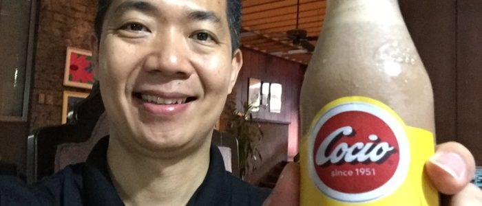 Cocio Chocolate Milk in the Philippines