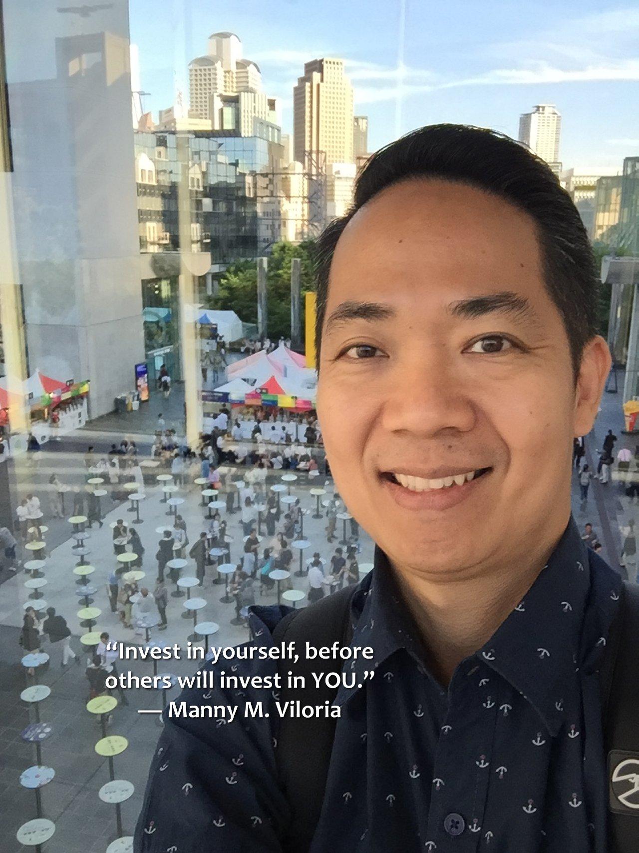 Manny Viloria - Stock Market Investing Tutorials